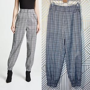 I.AM.GIA Cobain Pants Check Plaid Jogger